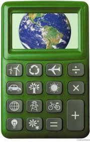 Calculatrice d'émission carbone